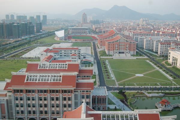 大学宿舍楼效果图图片