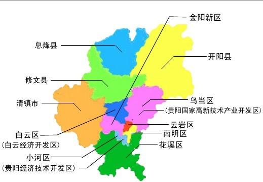 洛阳行政区域地图图片