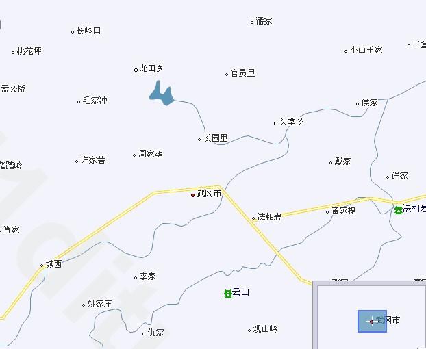武冈规划图最新