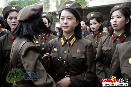 北朝鲜人民的真实生活---找真的不知道傻籽是