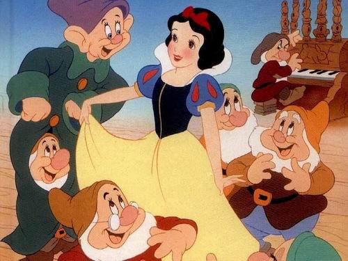 【怀念童年】白雪公主的故事
