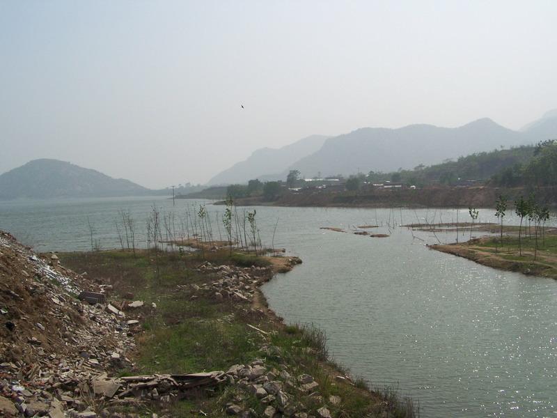 秦皇岛家乡风景画