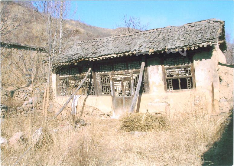 如此簡陋的房子-------下石塘村