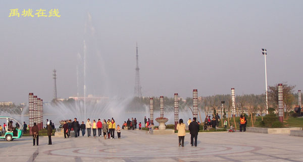 禹城风景图片大全