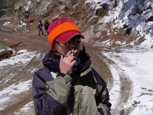 五寨沟荷叶坪风景区是芦芽山自然风光的一个组成部分.