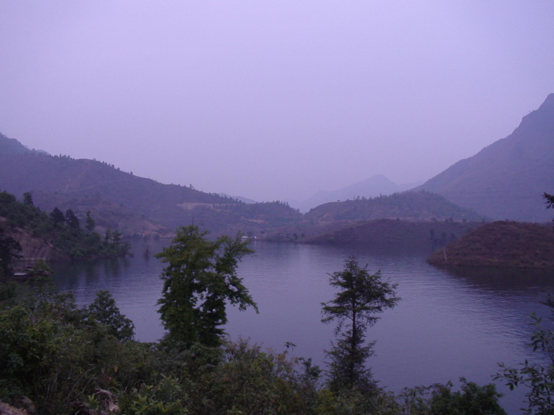 [原创]给高原千岛湖命名为:秀清湖(图片)