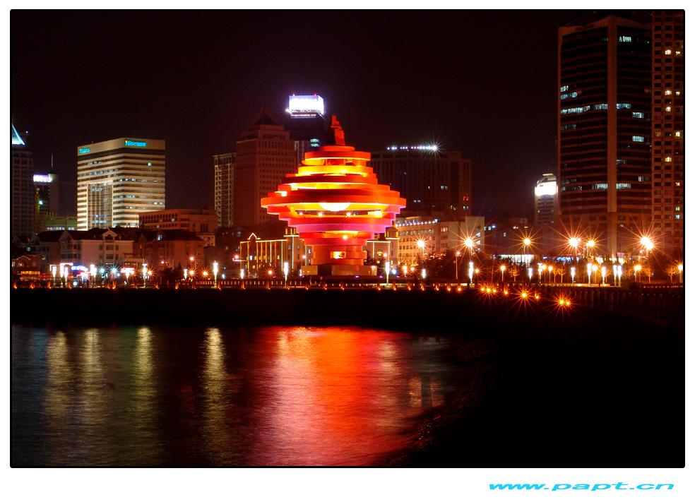 青岛市的标志——五月的风