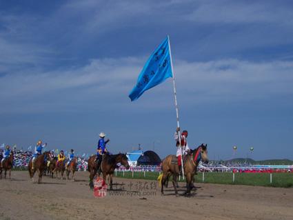主题 兴安盟第二届那达慕开幕式 -中旗同城交友