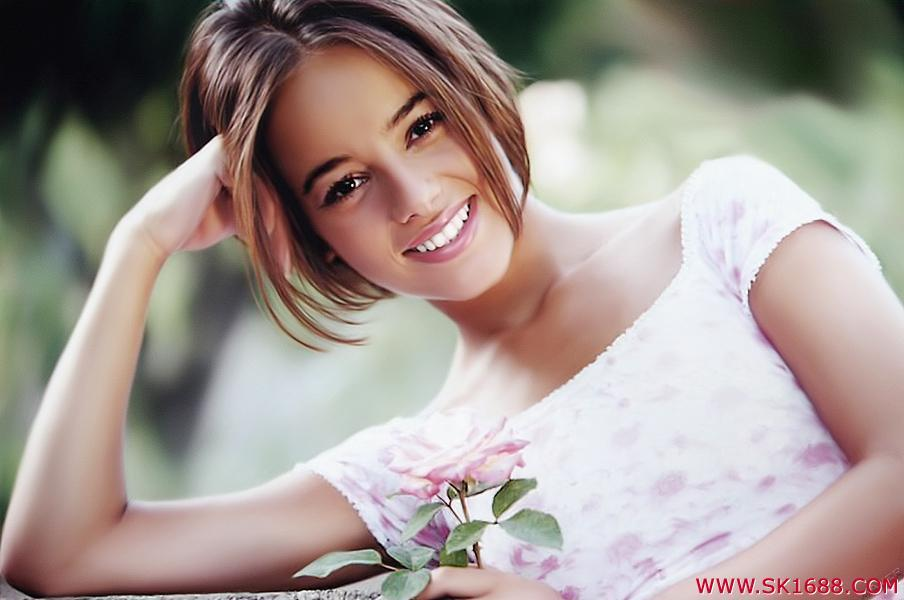 分享法国美女歌手