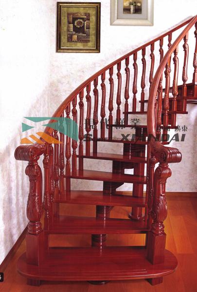 南宁木楼梯扶手-南宁