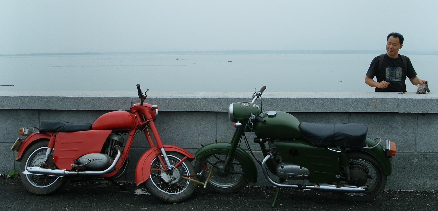 主题: [公告]自驾摩托车山东半岛