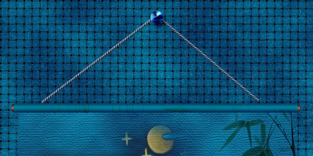 二重唱月光下的凤尾竹曲谱
