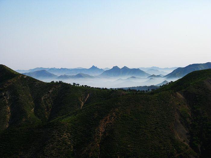 长凌营村风景