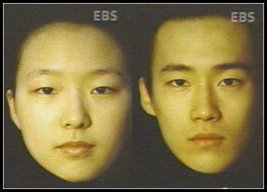 [讨论]韩国男女平均长相(大众脸)