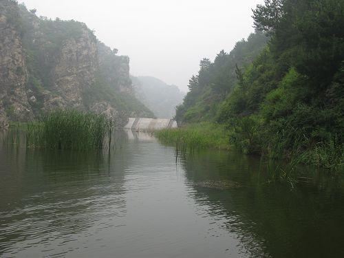 建昌龙潭大峡谷