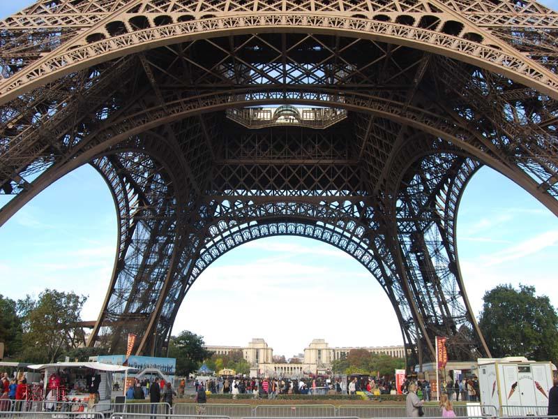 主题: 法国巴黎埃菲尔铁塔