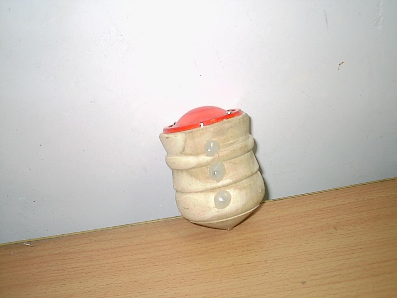 木制发光陀螺,开封产品库