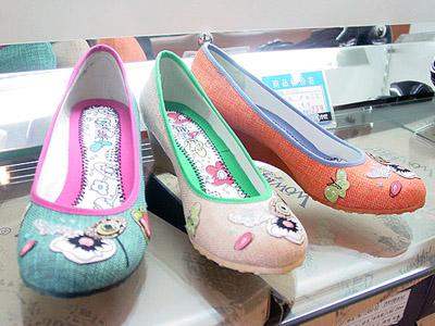达芙妮07新款女鞋