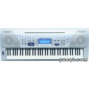 琴键配有力度键盘——开/关;