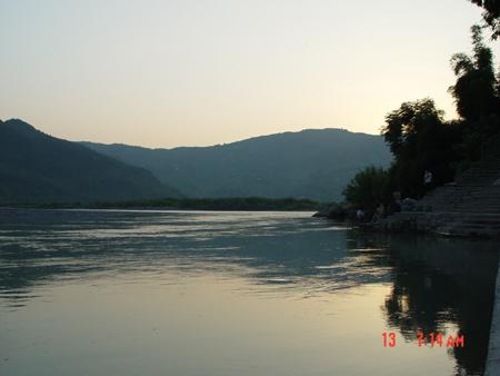 天下绝景:巫山小三峡