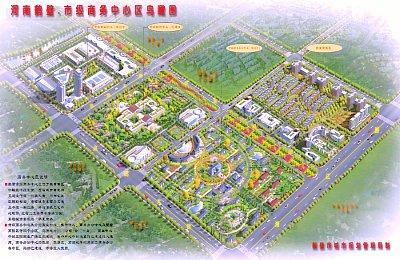 鹤壁市新区规划图 鹤壁市规划图