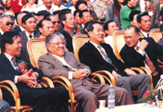 连战宋楚瑜从政性格分析:谨慎与