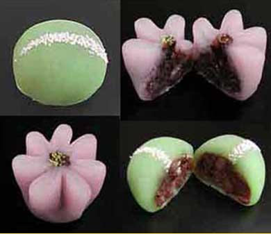 蘿卜蝴蝶花的切法圖解展示