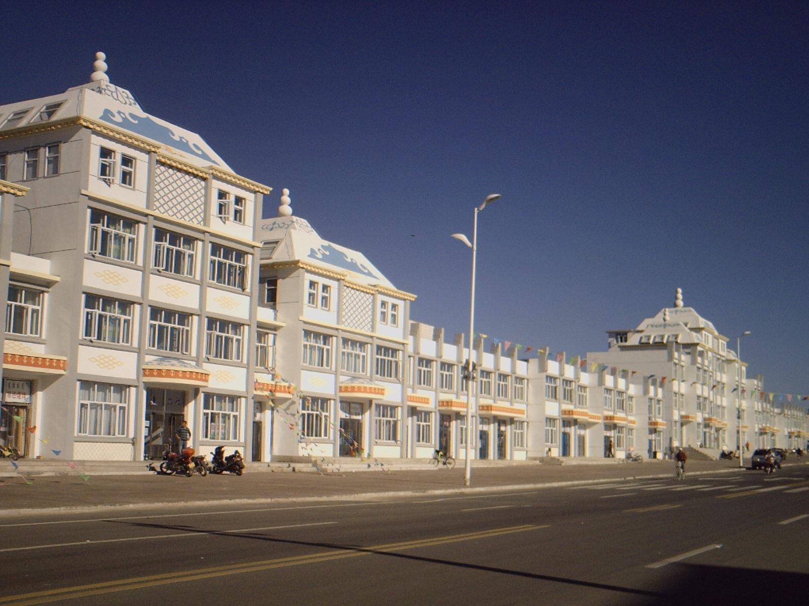 蒙古花边-元蒙建筑风格