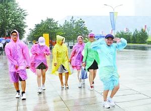 北京奥运会比赛时段不会进行人工消雨
