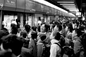 广州24日前火车票基本售罄