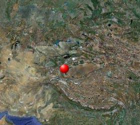 新疆喀什地区伽师县发生4.2级地震(图)