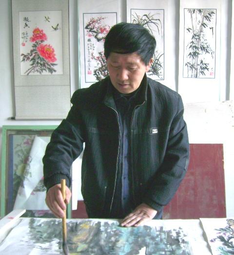 威尼斯人平台王大忠书画网站