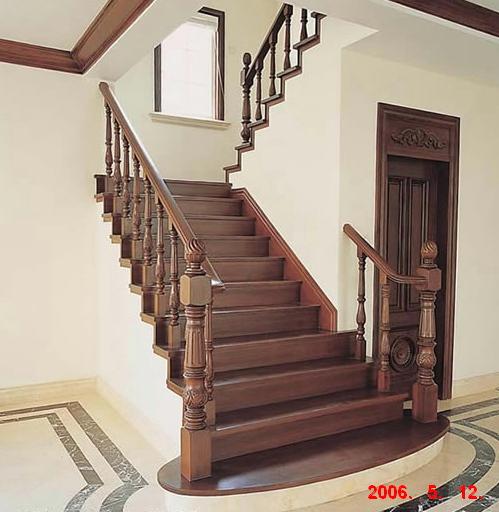 阁楼室内楼梯的选择知识