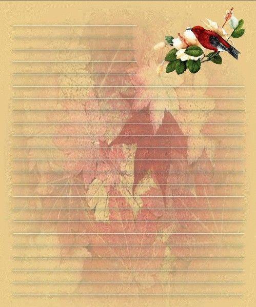 a4信纸边框背景素材图片