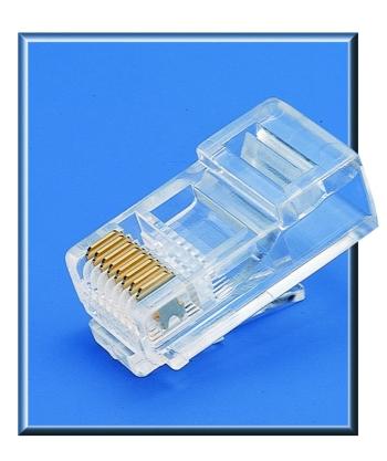 南普-水晶头-网络水晶头-网络插口