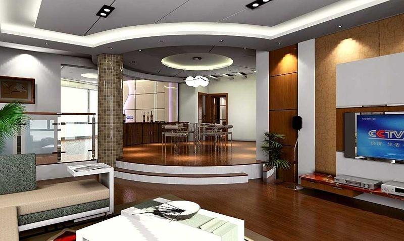 承接室内外装潢设计施工&